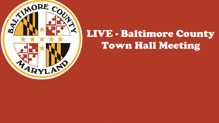 Baltimore County Town Hall Meeting
