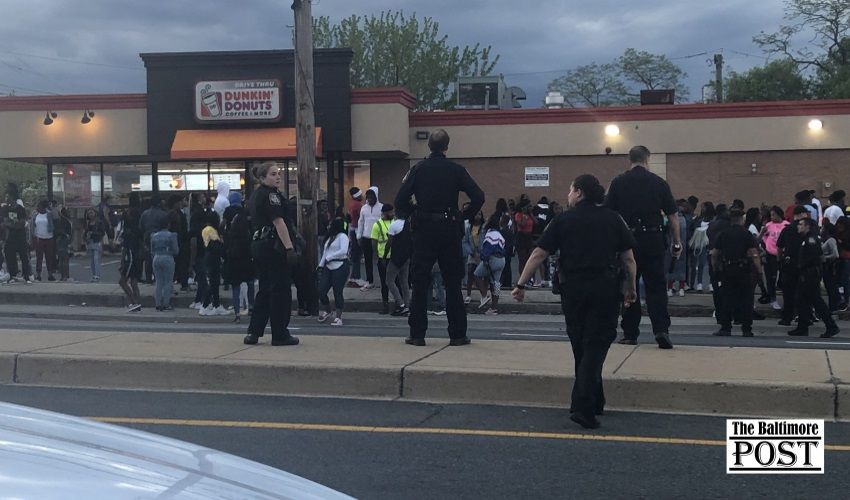 Second Eastpoint Mall Altercation